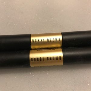 2 limited edition Bobbi Brown liquid liners with 2